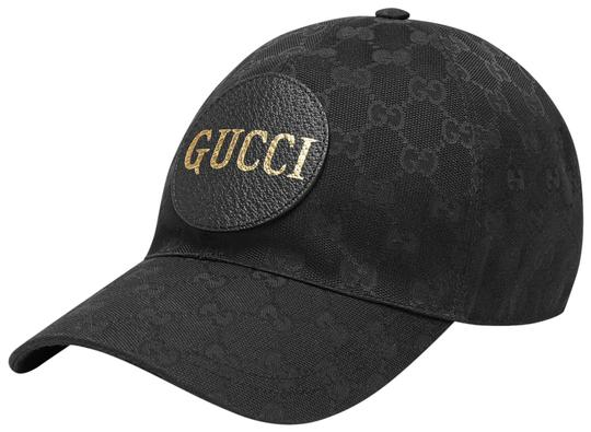 Preload https://img-static.tradesy.com/item/26389667/gucci-black-gg-canvas-baseball-cap-size-large-hat-0-2-540-540.jpg