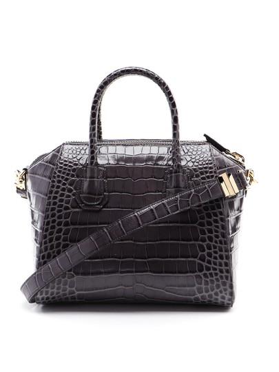 Givenchy Satchel in Storm Gray Image 1