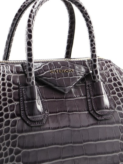 Givenchy Satchel in Storm Gray Image 3