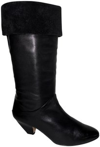 BRAZILIAN Quality Leather Sexy Style Super Comfortable BLACK Boots