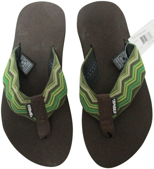 Preload https://img-static.tradesy.com/item/26389743/teva-zigzag-neptune-lime-mush-thong-t-strap-new-sandals-size-us-5-regular-m-b-0-2-540-540.jpg