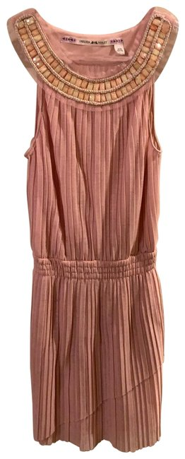 Preload https://img-static.tradesy.com/item/26389746/chelsea-and-violet-pink-halter-tunic-size-0-xs-0-2-650-650.jpg