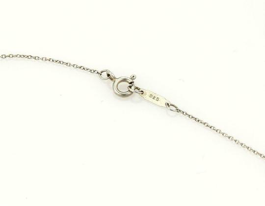 Tiffany & Co. Classic 925 Silver 18k Yellow Gold 4 Leaf Clover Pendant & Chain Image 2