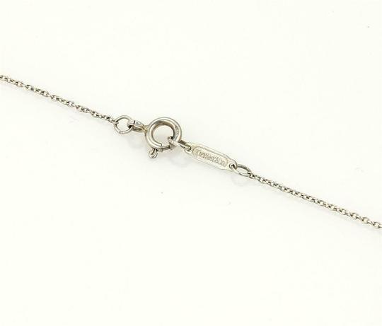 Tiffany & Co. Classic 925 Silver 18k Yellow Gold 4 Leaf Clover Pendant & Chain Image 3