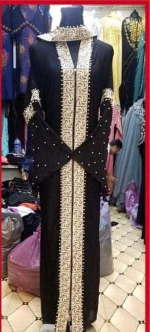 Dubai Abayaa Dress Dress Image 2