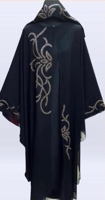 Dubai Abayaa Dress Dress Image 4