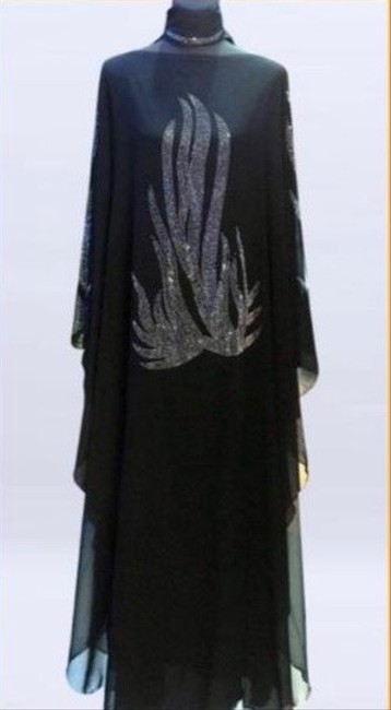 Dubai Abayaa Dress Dress Image 5