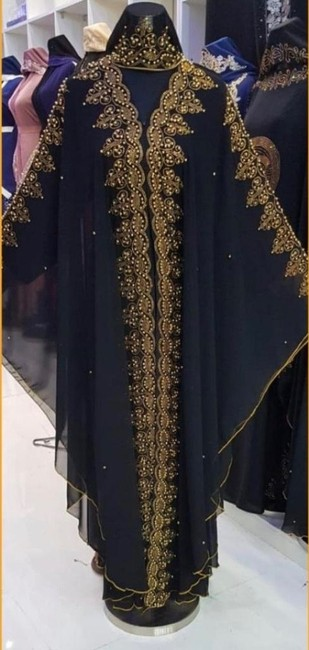 Dubai Abayaa Dress Dress Image 7