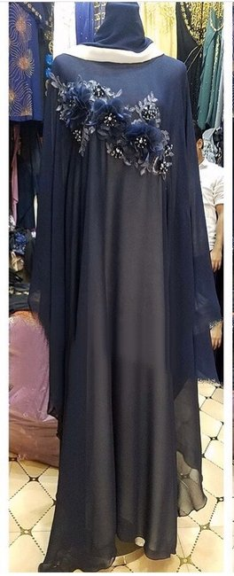 Dubai Abayaa Dress Dress Image 9