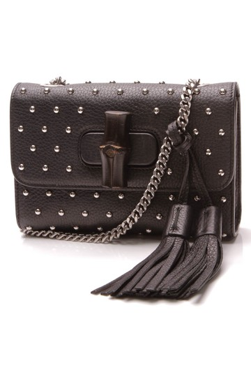 Preload https://img-static.tradesy.com/item/26389785/gucci-miss-bamboo-studded-small-black-leather-shoulder-bag-0-0-540-540.jpg