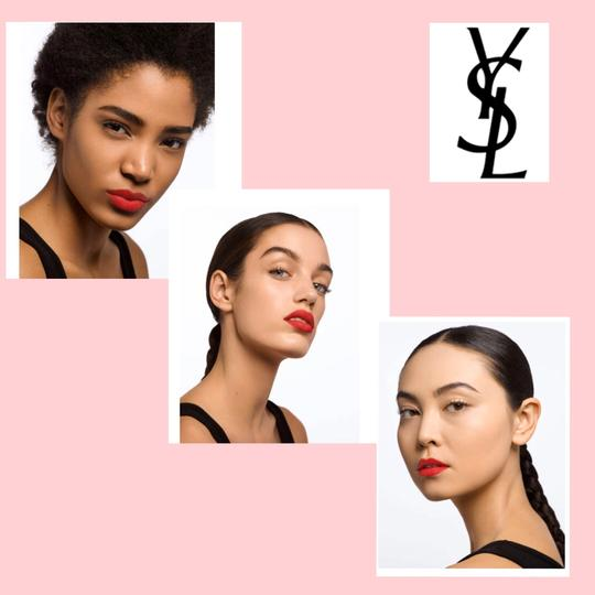 Yves Saint Laurent YSL Rouge Pur Couture The Slim Sheer Matte Lipstick Image 5
