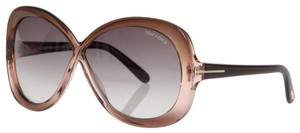 Tom Ford Tom Ford TF 226 Margot 47F Brown Sunglasses New