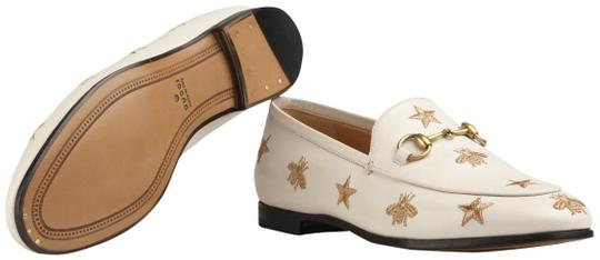 Preload https://img-static.tradesy.com/item/26389843/gucci-white-jordaan-embroidered-leather-loafer-formal-shoes-size-eu-365-approx-us-65-regular-m-b-0-2-540-540.jpg