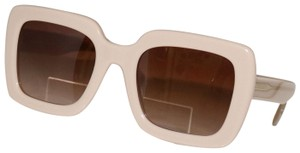 Burberry New Authentic Burberry BE 4284 3793/13 Beige/Brown Shaded Sunglasses