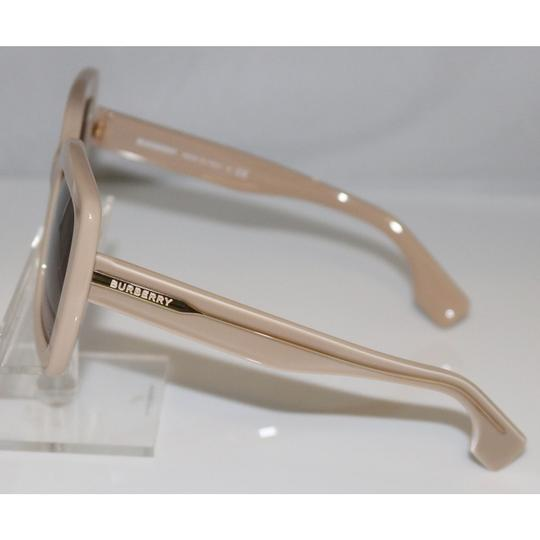 Burberry New Authentic Burberry BE 4284 3793/13 Beige/Brown Shaded Sunglasses Image 2