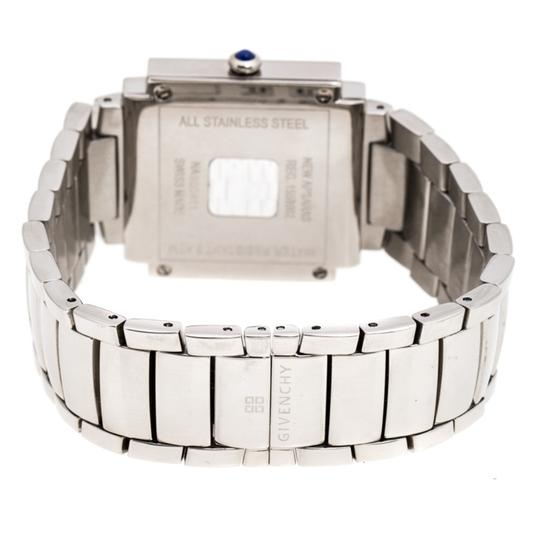 Givenchy Silver Stainless Steel New Apsaras REG.800411 Women's Wristwatch 35MM Image 1
