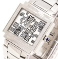 Givenchy Silver Stainless Steel New Apsaras REG.800411 Women's Wristwatch 35MM Image 2
