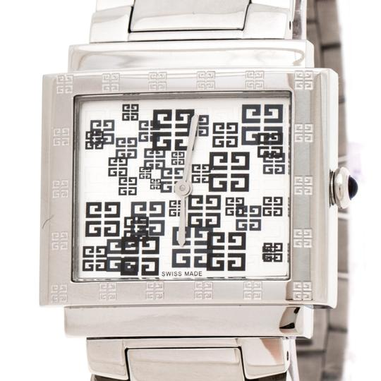 Givenchy Silver Stainless Steel New Apsaras REG.800411 Women's Wristwatch 35MM Image 3