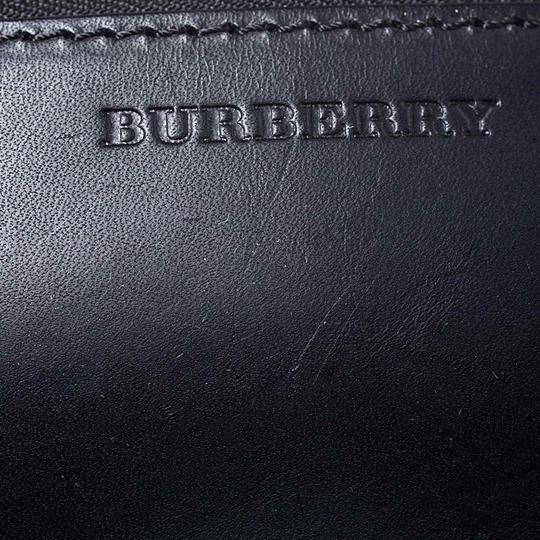 Burberry Canvas Leather Tote in Beige Image 7