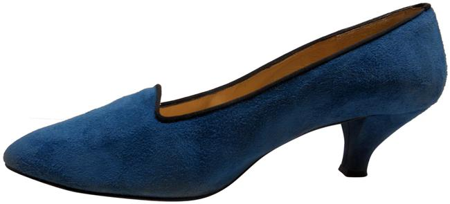 Item - Turquoise Blue Pumps Size US 9 Regular (M, B)