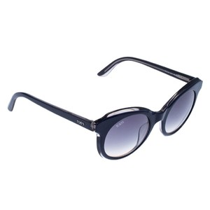 Tod's Tod's Dark Blue/ Blue Gradient TO161 Cat Eye Sunglasses
