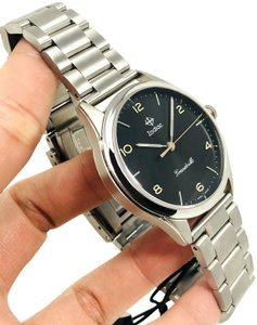 Zodiac NEW Grandville Stainless Steel Watch ZO9300 SW2ISS MADE