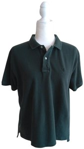 Polo Sport Vintage Golf Country Club Top Hunter Green