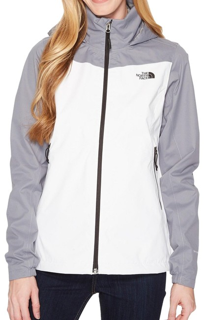 Item - White Women's Small Resolve Plus Grey Jacket Size 6 (S)