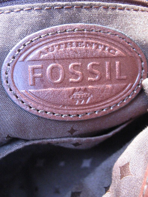 Fossil Reissue Weekender Rose Gold Leather Tote Fossil Reissue Weekender Rose Gold Leather Tote Image 11