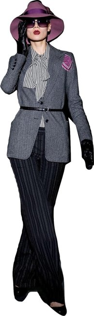 Item - New 90th Anniversary Collection Wool Runway 2011 Pants Size 4 (S, 27)