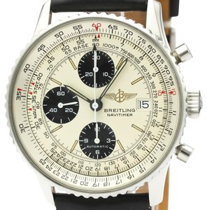Breitling Breitling Navitimer Automatic Stainless Steel Men's Sports Watch A13019