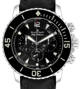 Blancpain Blancpain Fifty Fathoms Flyback Flyback Chronograph Mens Watch 5085F