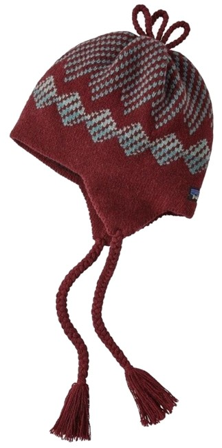 Item - Maroon Currant Bnwt Free Folk Dark Wool/Nylon Ear Flap Winter Hat