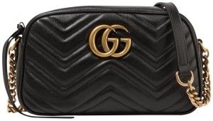 Gucci Tote Soho Marmont Cross Body Bag