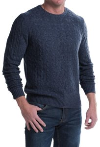 ply cashmere Men's Sweater