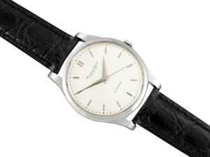 IWC 1962 IWC Vintage Mens Automatic Watch, Cal. 853 - Stainless Steel