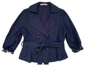 Manoush Navy Jacket