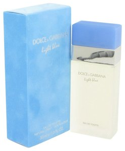 Dolce & Gabbana Light Blue Perfume for Women by Dolce and Gabbana 1.7oz EDT Spray 100% Authentic