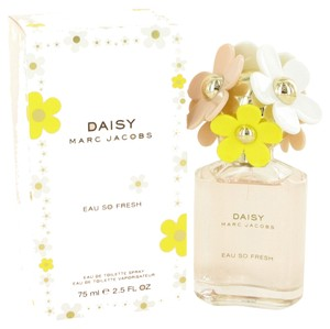 Marc Jacobs Daisy Eau So Fresh Perfume for Women by Marc Jacobs 2.5 oz EDT Spray 100% Authentic