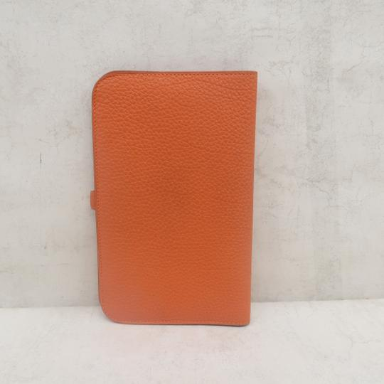Hermes HERMS Togo Dogon Duo Combined Wallet Image 2
