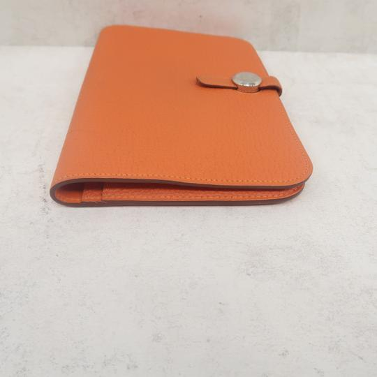 Hermes HERMS Togo Dogon Duo Combined Wallet Image 3