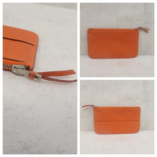 Hermes HERMS Togo Dogon Duo Combined Wallet Image 6