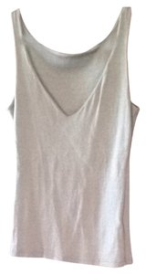Michael Stars Top Gray/silver