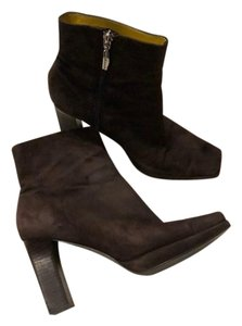 Tommy Hilfiger Ankle Brown Boots