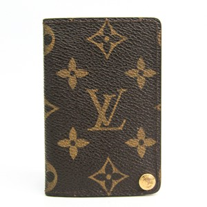 Louis Vuitton Louis Vuitton Monogram Monogram Card Case Monogram Pression Card Case M60937