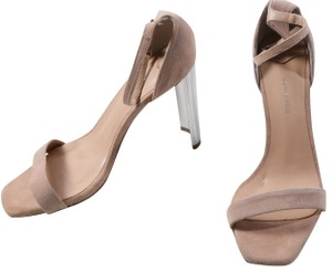 Tony Bianco Casual Nude Sandals