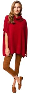 Tyler Boe Cashmere Poncho Sweater