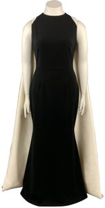 Bibhu Mohapatra Evening Gown Usa Cape Train Dress