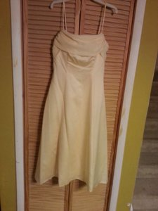 Alfred Angelo BUTTER (yellow) 6128 Dress