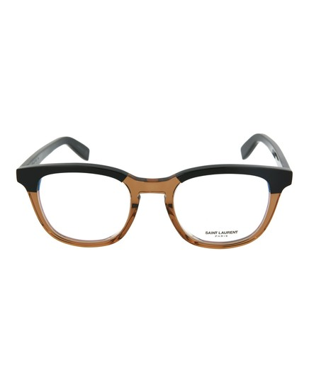 Preload https://item5.tradesy.com/images/saint-laurent-black-brown-clear-squarerectangle-optical-frames-sunglasses-26406839-0-0.jpg?width=440&height=440